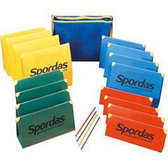 Ensemble de jeux de haies pour les activités d'athlétisme au meilleur prix! Pack de haies d'athlétisme enfants à acheter pas cher.