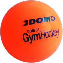 Balle de hockey pour jeux de crosse de hockey pour les enfants.