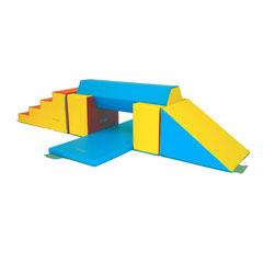 Kit équilibre maternelle de motricité enfants. Ensemble en kit équilibre maternelle, matériel de modules en kit et de motricité enfants Sarneige à acheter pas cher.