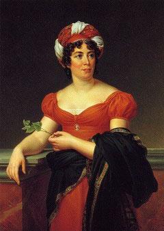 スタール夫人アンヌ・ジェルメール