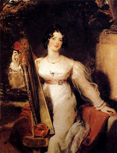 カニンガム侯爵夫人エリザベス・カニンガム