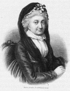 ルイーゼ付き女官長フォス伯爵夫人