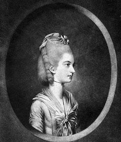 ジャージー伯爵夫人フランシス・ヴィリアーズ