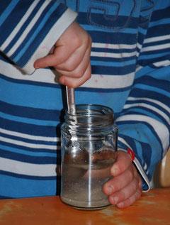 Wasserexperimente für Kinder