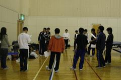 卓球大会2011年3月開催