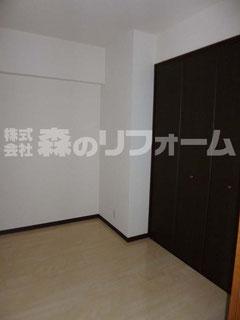 松戸市マンションリフォーム 洋室リフォーム クロス貼替 クリーニング
