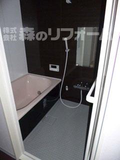 松戸市マンションリフォーム 浴室リフォーム おしゃれなUBへリフォーム
