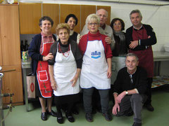 staff cucina