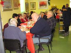 partecipanti pranzo natale