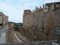 Stadtmauer San Mateu
