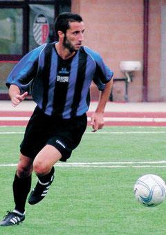 Siciliano, autore del 2° gol nerazzurro