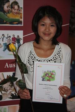 Starker Auftritt auch in Moskau! Lesefuchs 2011: Nomin aus der Goethe-Schule