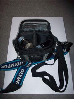 Okular-Tasche zum Umhängen