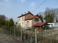 Gare de Monthyon