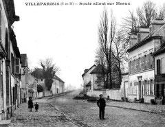 Sortie de Villeparisis vers Meaux