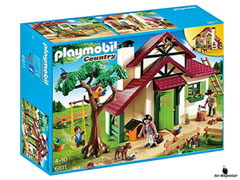 Empfehlung Playmobil Country Forsthaus 6811