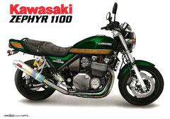 カワサキゼファー1100