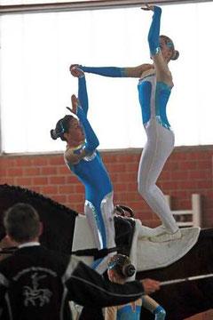 Caro und Jani in Herne 2009