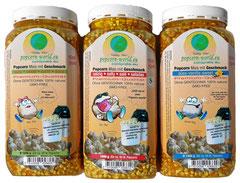 Popcorn-Mais mit Geschmack