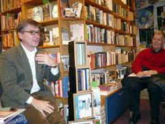 Axel Dielmann im Dialog