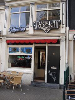 Coffeeshop Weedshop Rock-It Amsterdam