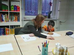 Einzelnachhilfe mit Frau Galla