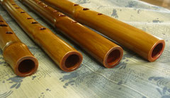 真竹管の管尻