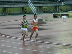 男子5000m出場 飯島 康太
