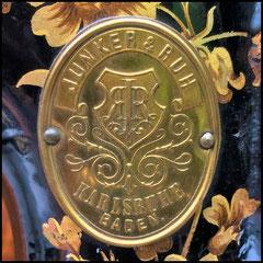 Junker & Ruh # 851.081 FREYA (1907 c.)