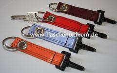 Schlüsselanhänger aus LKW Plane