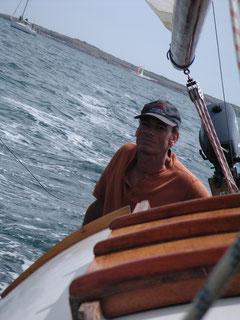 2005 - Première navigation sur Just Pure