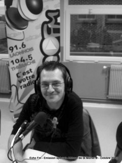 Echo Fm en direct novembre 2010