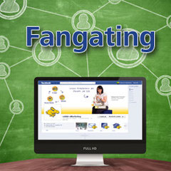 Social Media Marketing Service - Fangating für die Facebook Fanpage