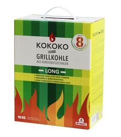 KOKOKO Premium Grillkohle