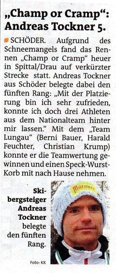 Murtaler Zeitung Woche 5