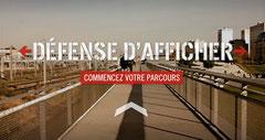 Documentaire Défense d'Afficher
