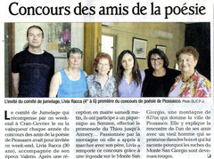Le Dauphiné Libéré - 19 juin 2013