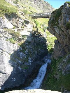 cascade saut du laire