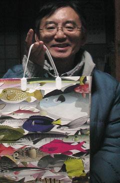 平成24年度秋季水産学会のグッズ