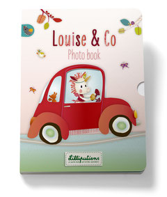 Review Lilliputiens fotoboek Louise & Co