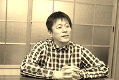 タレントの山田雅人氏