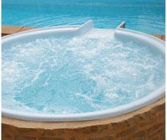 piscina circular
