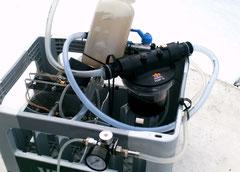 Michaels Modellbau-Minimotor mit HHO