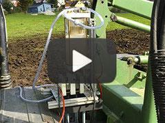 Peters HHO-Traktor und Werkstatt