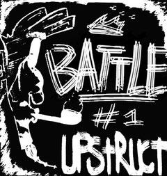 UPSTRUCT! SKETCHBATTLE #1