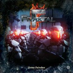 CD Cover Fraktal - Unter Feinden