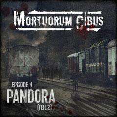 Cover Mortuorum Cibus - Pandora 2