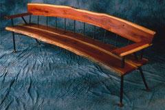 Lancewood bench