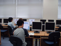 川崎高校授業風景