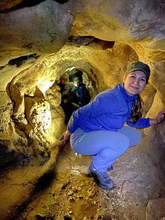 2020/05: In den Höhlen im Kaltbrunnental (CH/SO)